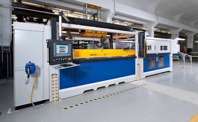 Uvádzanie novej technológie, strojov a zariadení do prevádzky