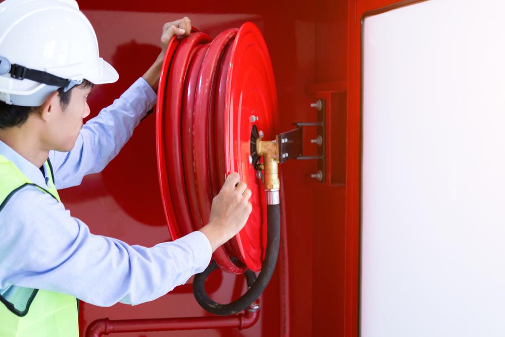 Kontrola hydrantov
