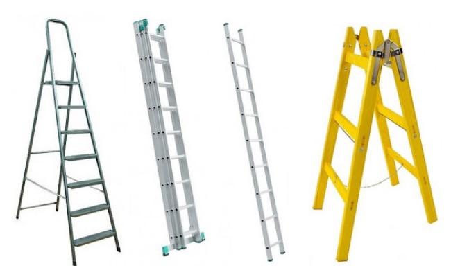 Kontrola rebríkov