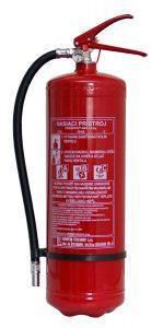 Prenosný hasiaci prístroj práškový 6kg