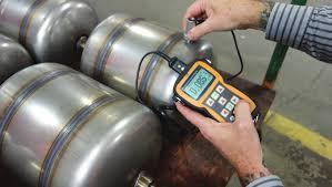 Revízia tlakových nádob stabilných